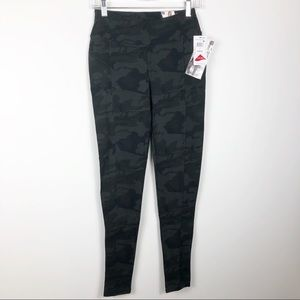 NWT Rewash Milano Leggings Camo Print Pants